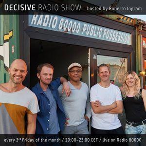Decisive Radio Show Nr. 01