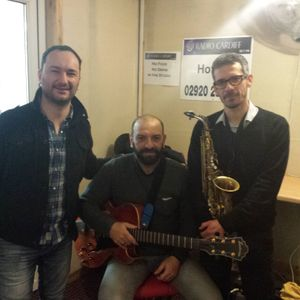 A Slice of Jazz with Rhys Phillips - 23 January 2016 - Fabio Lepore in Session