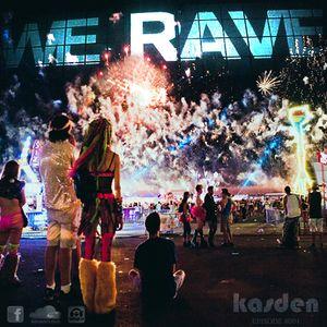 Kasden - We Rave #001
