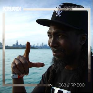 KRUNK Guest Mix 063 :: RP Boo