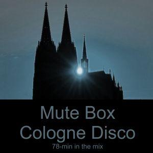 Mute Box - Cologne Disco 01