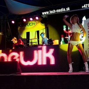 2012.08.18. newik live @ white beach kamocsa (sk)