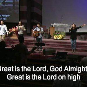 2013/10/20 HolyWave Praise Worship
