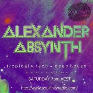 Alexander Absynth - A Shot Of Absynth 18/01/2020