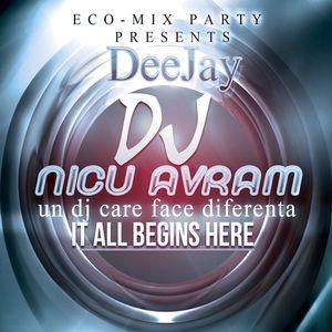 Eco-Mix Fiesta vol.2 DeeJay Nicu Avram - Set From After Hour Ibiza