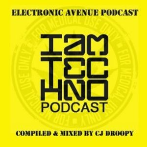 Сj Droopy - Electronic Avenue Podcast (Episode 136)