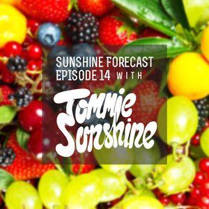 SUNSHINE FORECAST #14