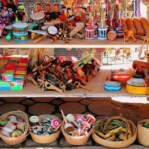 Utilidad de juegos y juguetes en el mundo indígena