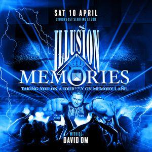Illusion Memories Livestream with David DM