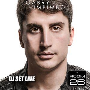 GABRY IMBIMBO @ Room 26 (RM) 2015 December | 3hrs DJ SET