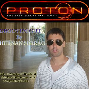 01-23-2012 GROOVENIGHT from Buenos Aires By HERNAN SERRAO PART  1