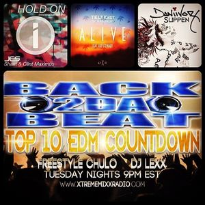 Top 10 EDM Countdown with Freestyle Chulo & DJ Lexx - April 28, 2015