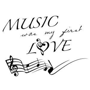 Music Was My First Love (Part 7)