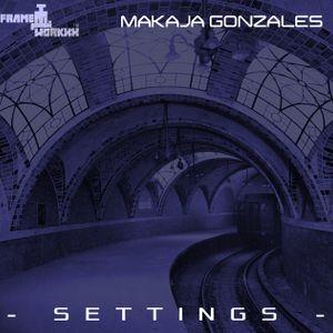 MaKaJa Gonzales - SETTINGS (2015)