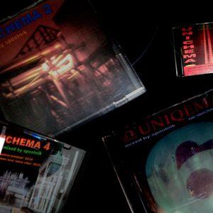 """UNIQEMA 8 (Mix 02) """"Destructive Mix"""" - Mixed By Spootnik (Dvs)"""
