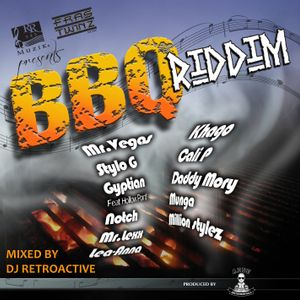 DJ RetroActive - BBQ Riddim Mix [Adde Prod] November 2011
