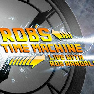 Rob's Time Machine 12th August 2014