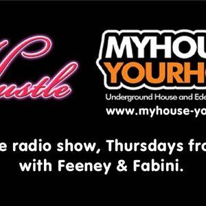 Hustle Radio presents.....Fabini & Feeney 09/04/09