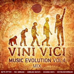 Vini Vici / Music Evolution Vol.4 Mix