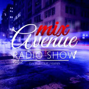 Mix Avenue (Demo) - Greek Megamix 03/2018