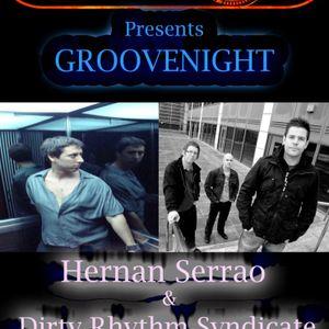 10-22-2012  GROOVENIGHT (www.protonradio) From Buenos Aires  By HERNAN SERRAO - Proton Radio Show