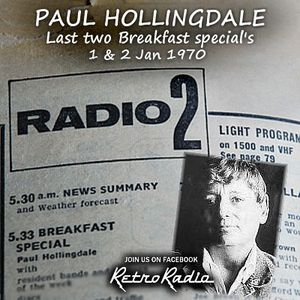 Paul Hollingdale 1-1-70 and 2-1-70