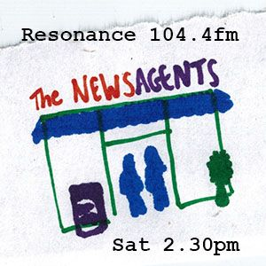 The News Agents - 18th April 2015