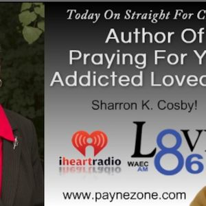 Praying for your addicted loved one!