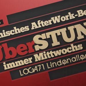 ÜberSTUNDEN | Afterwork-Party | Loca71 | 25.01.2017 - Ben Strauch