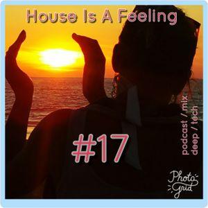 House_Is_A_Feeling_#17_DEEP-TECH-HOUSE_[PodCast/Mix] - 1,5hour mix