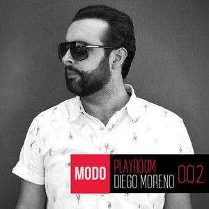 Playroom 002 - Diego Moreno (Digital Delight)