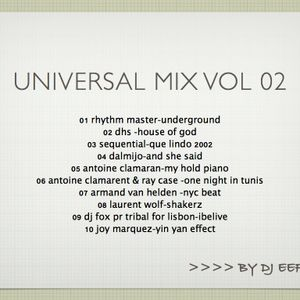 Universal Mix vol 02