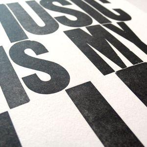Set Music In My Life August 2012 - Dj M Torrez