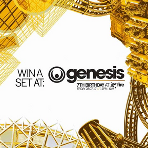 Genesis 7th Birthday Mix Competition