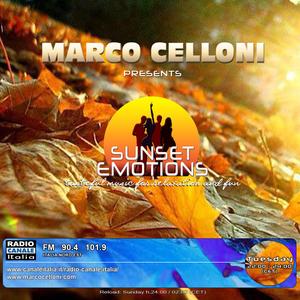 SUNSET EMOTIONS 165.2 (10/11/2015)