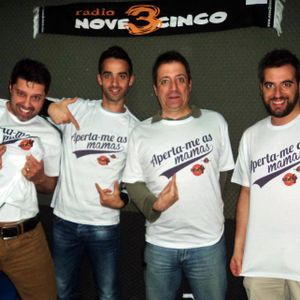 The 4 nove3cinco - Programa Quinta 23 Maio 13