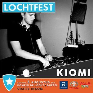 KIOMI Live @Lochtfest