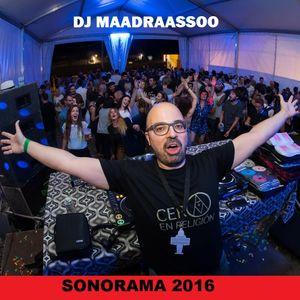 Maadraassoo - Sonorama 2016
