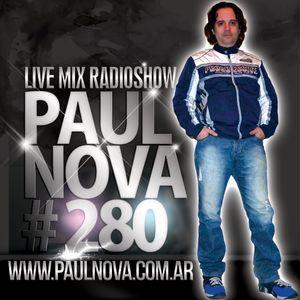 Paul Nova Live Mix 280