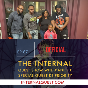 The Internal Quest Show 87 (Official)
