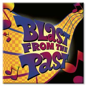 Blast From the Past (A FLASHBACK In The TeeMIX!) - Various Artist / A Tony Tee Production!