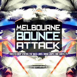 Melbourne Bounce Attack 2016 @Sound Master