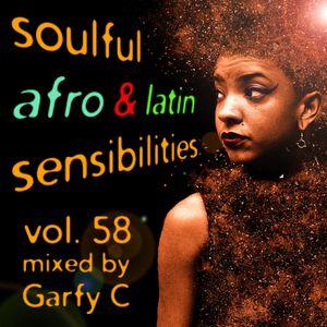 Soulful 'Afro & Latin' Sensibilities Vol. 58
