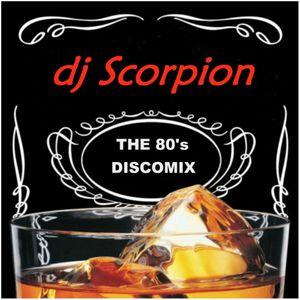 dj Scorpion - Mix '80 Year 1986
