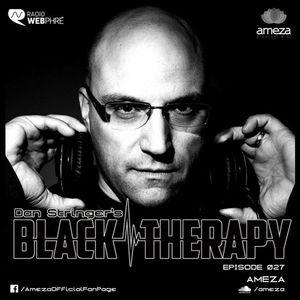 Ameza - Black Therapy! EP027 on Radio WebPhre.com