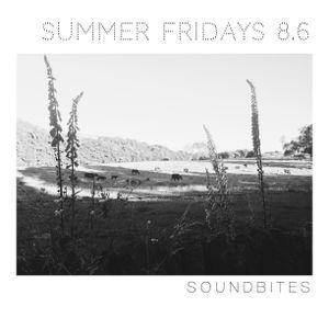 Summer Fridays 8.6