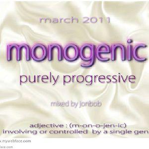 Monogenic - Purely Progressive