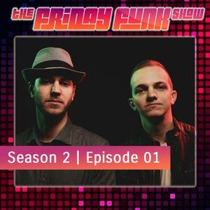 The Friday Funk Show S02E01