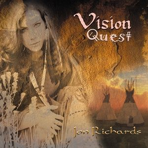 The Album Show feat Jon Richards Vision Quest