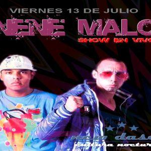 NENE MALO 7 X1 MEGAMIX BY DJ EDGAR
